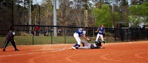 Colleton County Middle School Softball vs. Colleton Prep