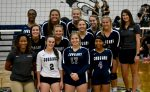 Varsity Volleyball beats Beaufort 3 – 0