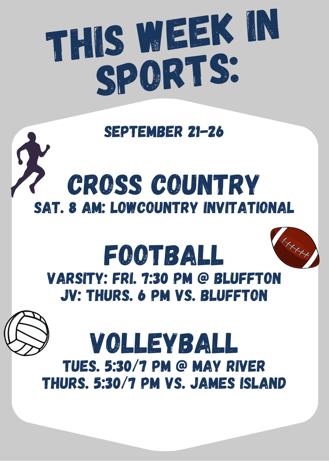 This Week in Sports: September 21-26