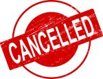 ALL AFTER-SCHOOL ACTIVITIES CANCELLED 11/12