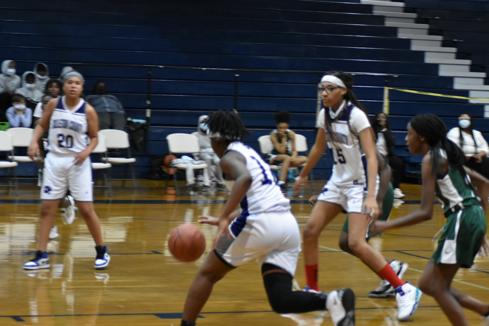 CCMS Girls Basketball '20