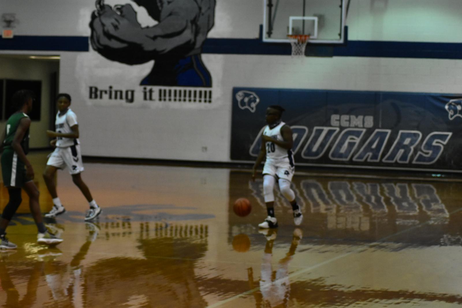 CCMS Boys Basketball