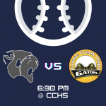 CCHS Baseball Home Game Tonight: TICKETS!!!
