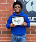 2020 Scholar Athlete Award Recipient: Daryl Green