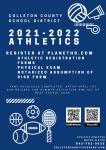 CCSD 2021-2022 Athletics Registration