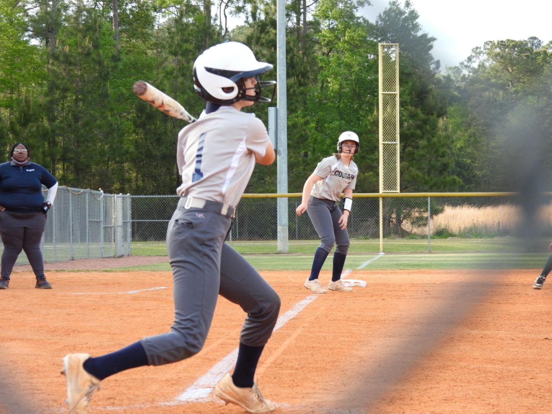 JV Softball 4/15/21; PC: Jennifer Thurston