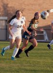 CCHS Varsity Girls Soccer @ Lucy Beckham (pc: Michelle Grinberg)
