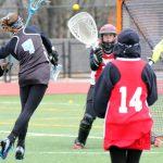 Photos of Girls Lacrosse vs. Lowell 4/19/13