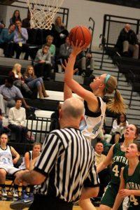 Grand Rapids Christian JV Girls Basketball Photos vs. Forest Hills Central