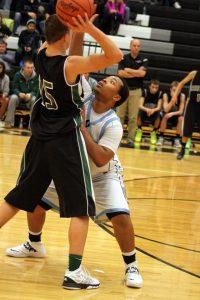 Grand Rapids Christian JV Boys Basketball Photos vs. Forest Hills Central