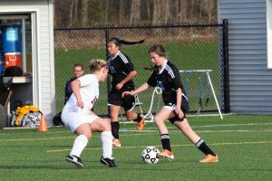 Varsity Girls Soccer vs Caledonia