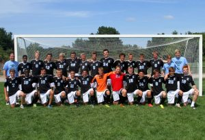 Varsity Boys Soccer Photos at the GRC Soccer Invitational
