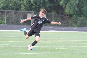Varsity Boys Soccer vs Holland Christian 8.31.15