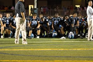 Varsity Football vs Muskegon 9.4.15