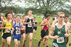 Cross Country.JV Boys MSU Invitational