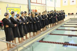 Girls Swim and Dive – Forest Hills Co-op 10.13.15