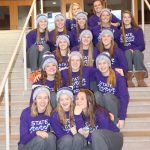 Girls Swim and Dive at State!