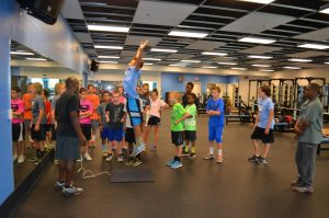 Speed Agility and Quickness Summer Camp