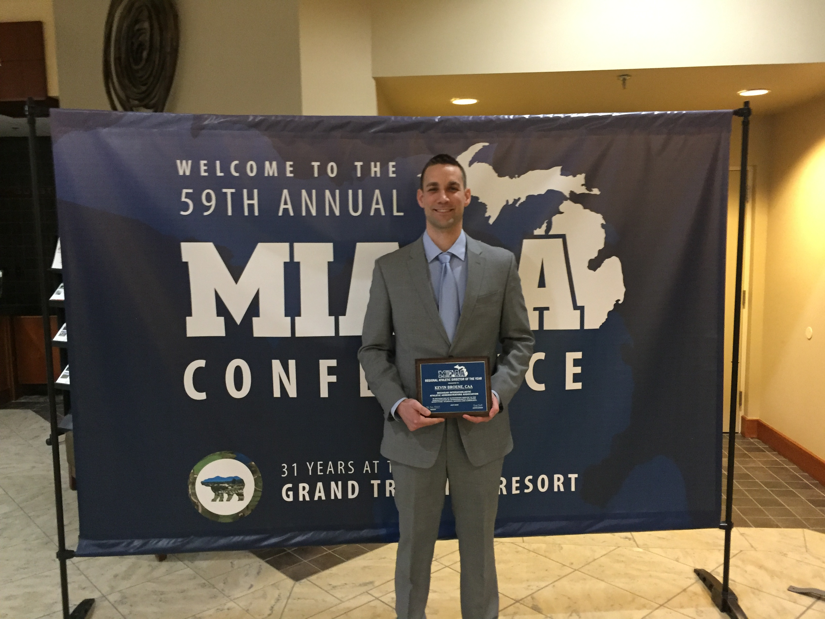 Middle School Athletic Director of the Year