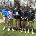 Boys Junior Varsity Golf finishes 1st place at Mona Shores JV Invite (@ Stonegate)
