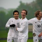Boys Varsity Soccer beats Wayland 3 – 0 on Senior Night