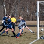 Girls JV Soccer Loses to Unity 5 – 3