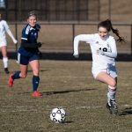 Girls Varsity Soccer falls to Unity Christian 3 – 1