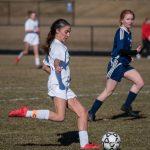 Girls Junior Varsity Soccer Topples Forest Hills Eastern 6 – 1
