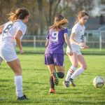 Girls Varsity Soccer improves to 4-1 in the OK Gold