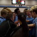 Boys Varsity Volleyball goes 1-1 in Non-Conference Quad Match