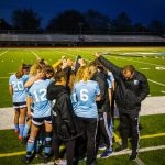 Girls Varsity Soccer falls to Wayland in District Finals