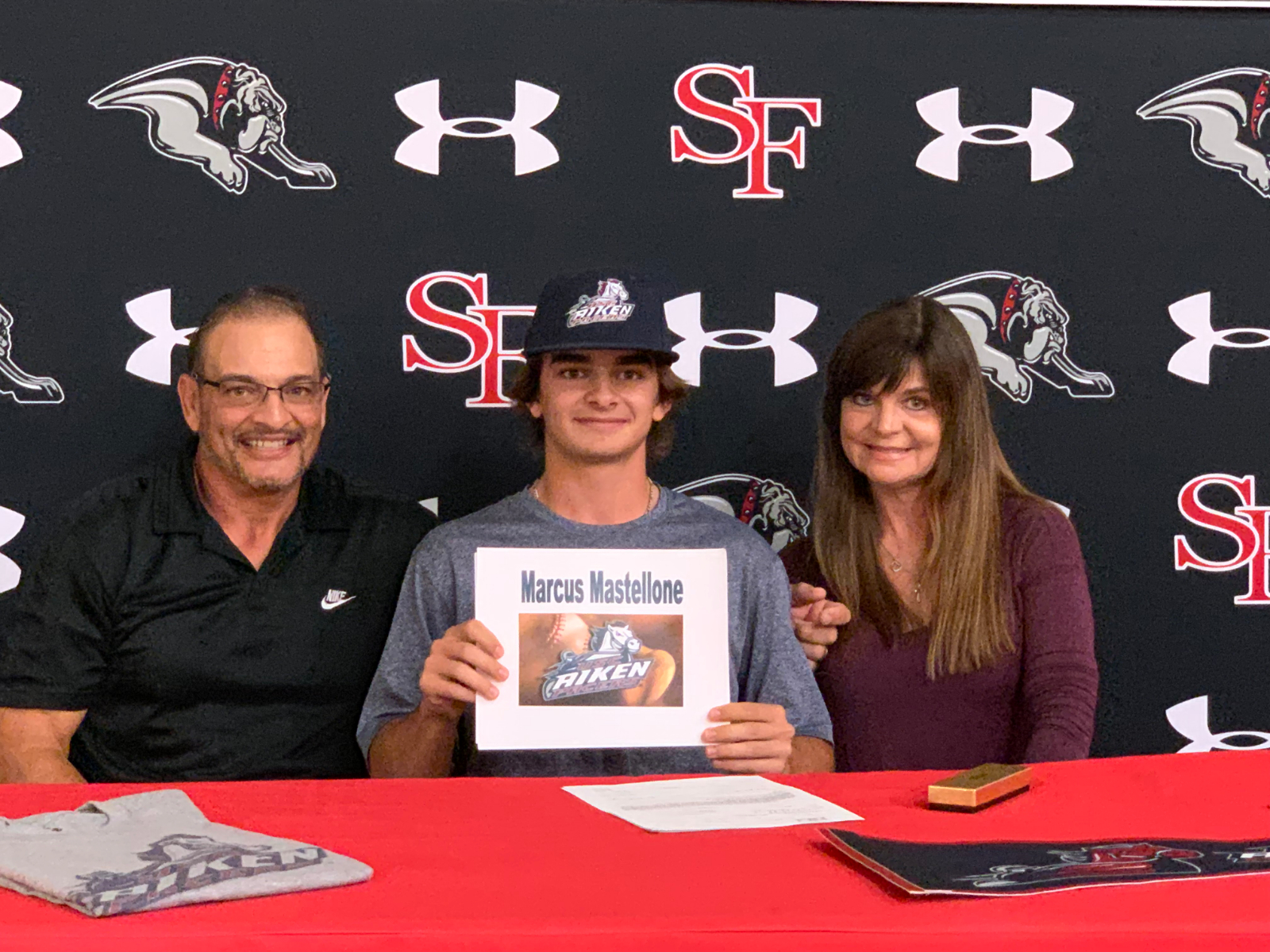Mastellone signs with USC-Aiken