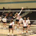 South Fork HS Volleyball wins against John Caroll 8/15/19