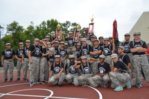 ROTC Pac Man Raiders Photo Album 2019