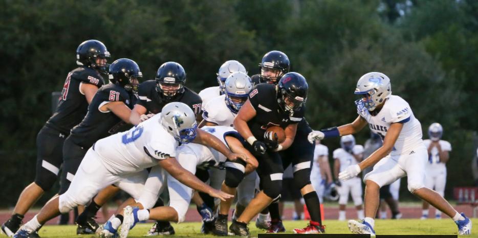 Varsity Football Game Tickets vs Okeechobee 9/25