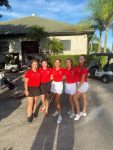 Girls Varsity Golf 258 Centennial Did Not Qualify