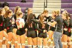 Girls Varsity Volleyball falls to Fort Pierce Central 3 – 0