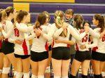 Girls Junior Varsity Volleyball beats Fort Pierce Central 2 – 0