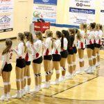 Girls Junior Varsity Volleyball beats John Carroll Catholic 2 – 0