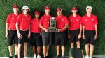 Boys Varsity Golf finishes 1st place at Sailfish Invitational