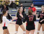 Girls Junior Varsity Volleyball beats Treasure Coast 2 – 0