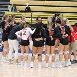 Girls Varsity Volleyball falls to Treasure Coast 3 – 0