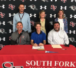 Congrats to Tanner Vickers he will play golf at Glenville State College!!!