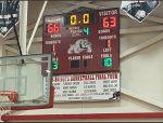 Boys Varsity Basketball beats Centennial 66 – 63 in Tip off Classic