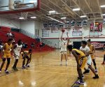 Boys Varsity Basketball beats Fort Pierce Central 65 – 32