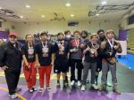 Congratulations to Our Grapplers