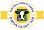 Florida Dairy Farmers Academic All-State team