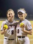 Girls Varsity Softball beats Centennial 10 – 3