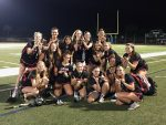 Girls Varsity Lacrosse beats Jupiter 11 – 9