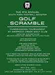 Join the Football Boosters in the Annual Golf Scramble!